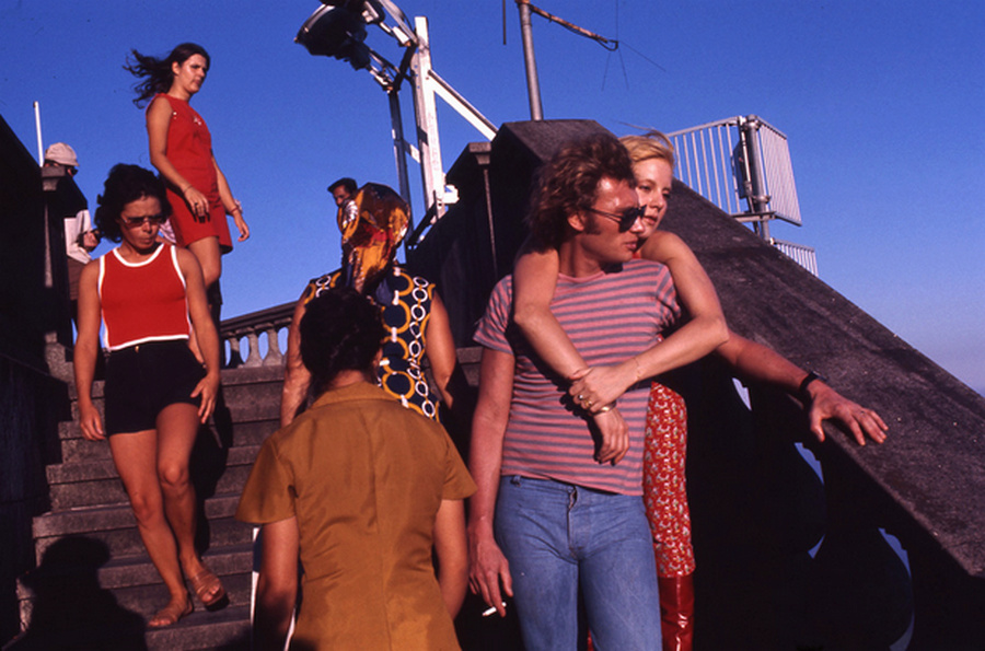 LES CONCERTS DE JOHNNY 'MARSEILLE 1973' Captu676