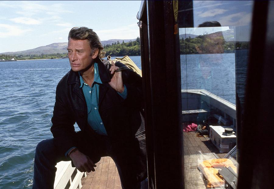 LES CONCERTS DE JOHNNY 'LYON 1987' Captu701