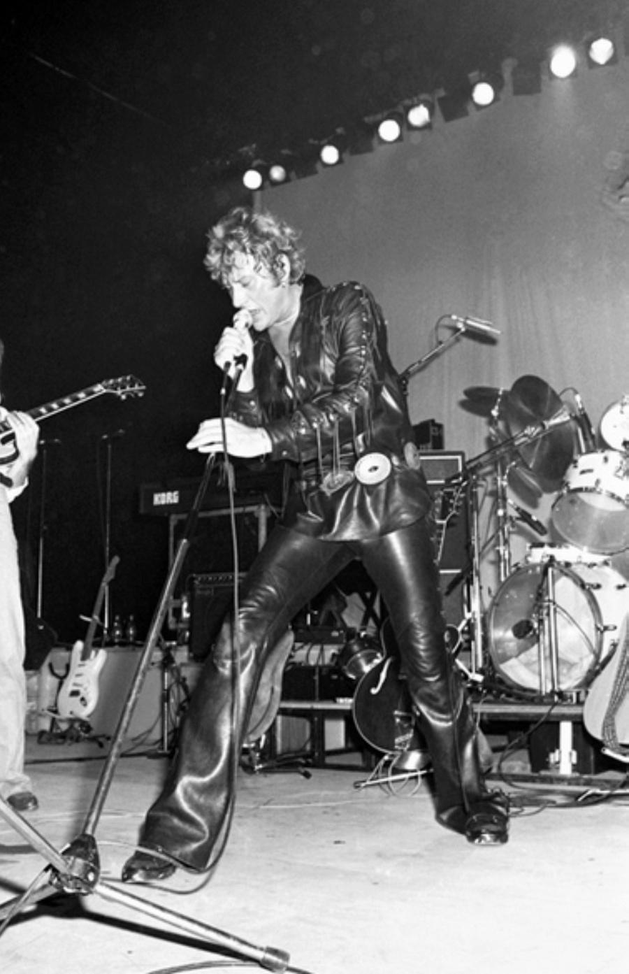 LES CONCERTS DE JOHNNY 'TOURNEE NIGHT RIDER BAND TOUR 1981' Captu895