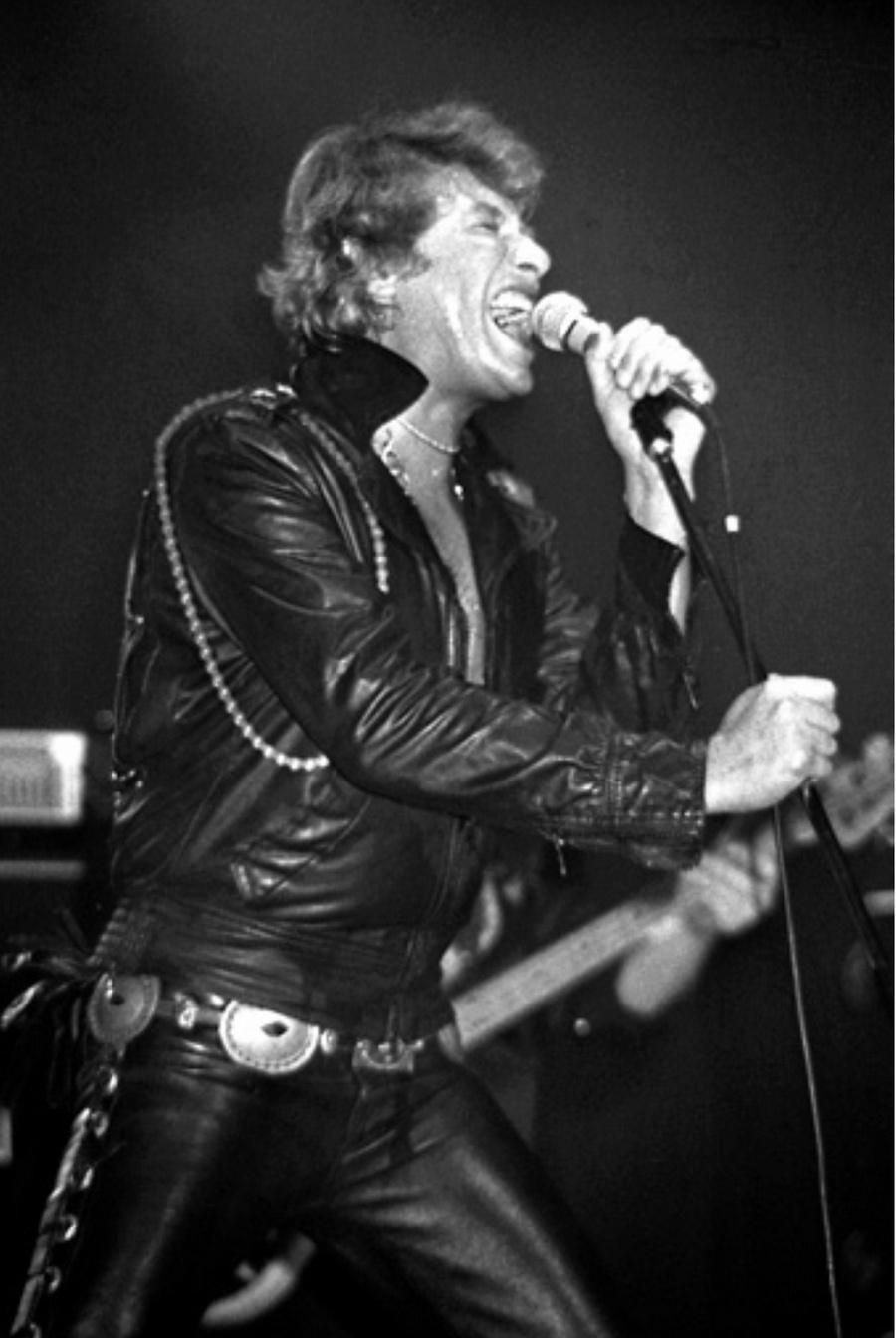 LES CONCERTS DE JOHNNY 'TOURNEE NIGHT RIDER BAND TOUR 1981' Captu905