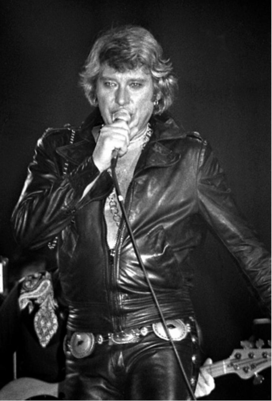 LES CONCERTS DE JOHNNY 'TOURNEE NIGHT RIDER BAND TOUR 1981' Captu906