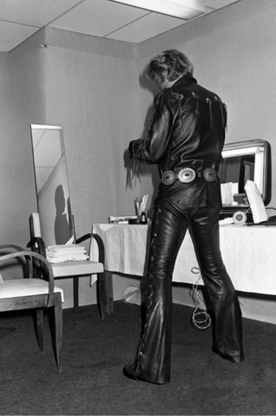 LES CONCERTS DE JOHNNY 'TOURNEE NIGHT RIDER BAND TOUR 1981' Captu907