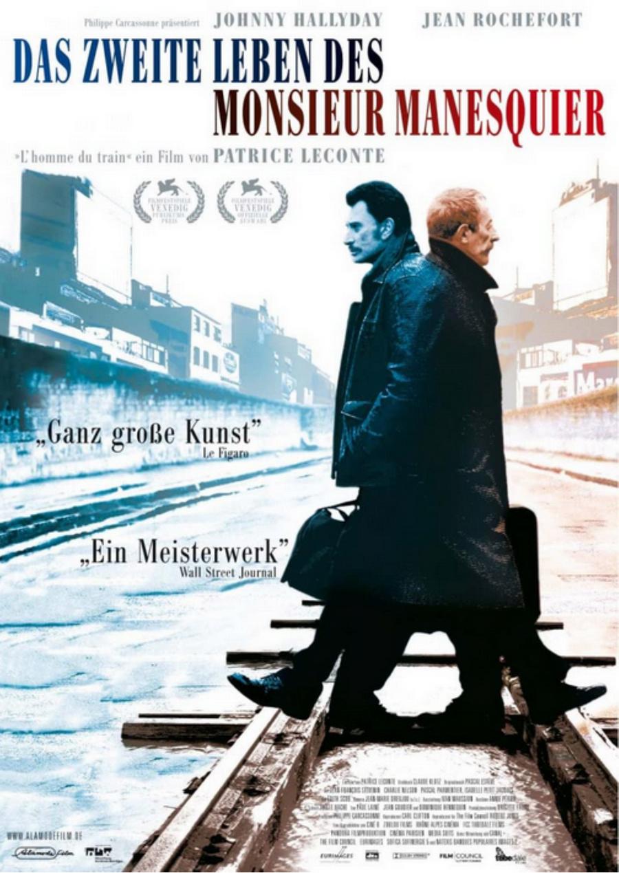 LES FILMS DE JOHNNY 'L'HOMME DU TRAIN' 2002 Captu971