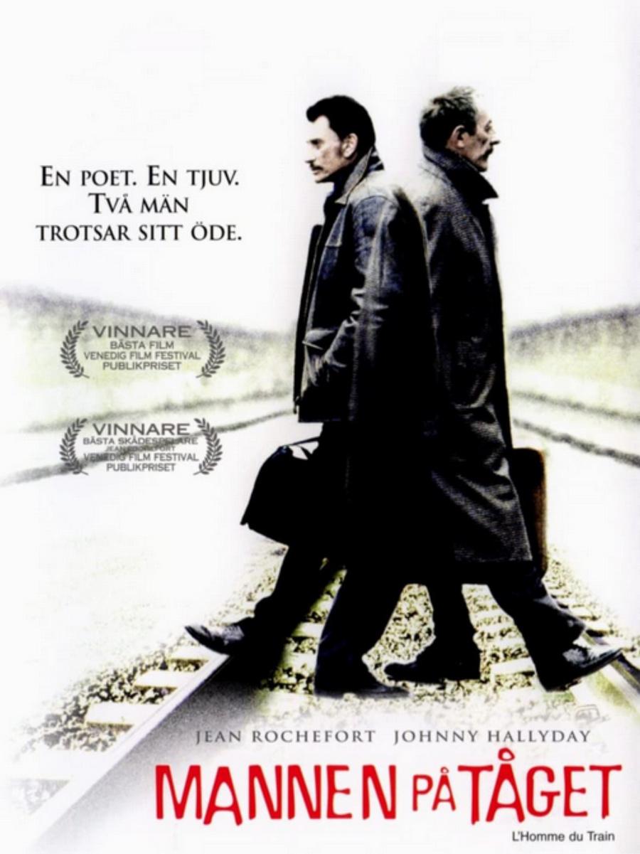 LES FILMS DE JOHNNY 'L'HOMME DU TRAIN' 2002 Captu972