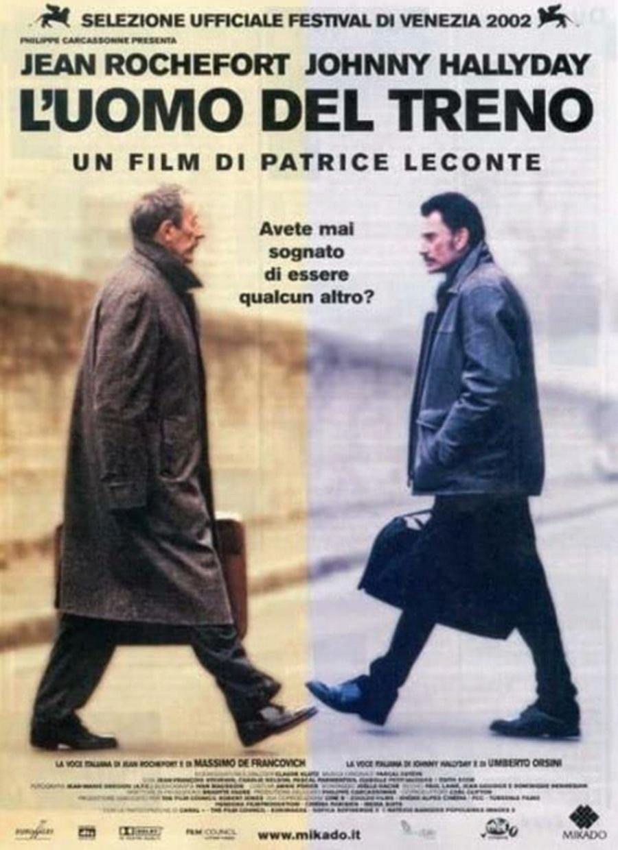 LES FILMS DE JOHNNY 'L'HOMME DU TRAIN' 2002 Captu975