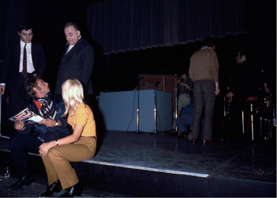 LES CONCERTS DE JOHNNY 'OLYMPIA DE PARIS 1967' Captur47