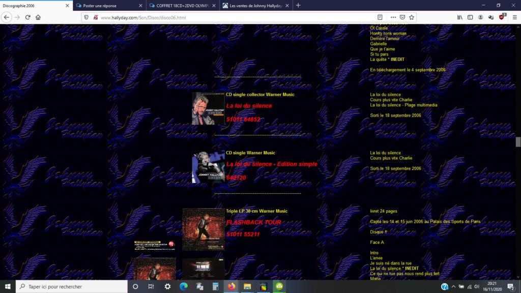 Les cd singles  version Edits Captur61