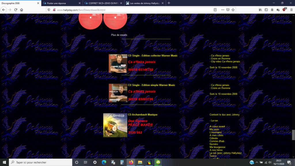 Les cd singles  version Edits Captur62