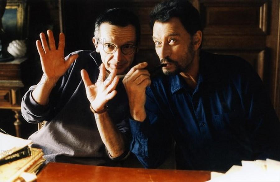 LES FILMS DE JOHNNY 'L'HOMME DU TRAIN' 2002 Ccb20a10
