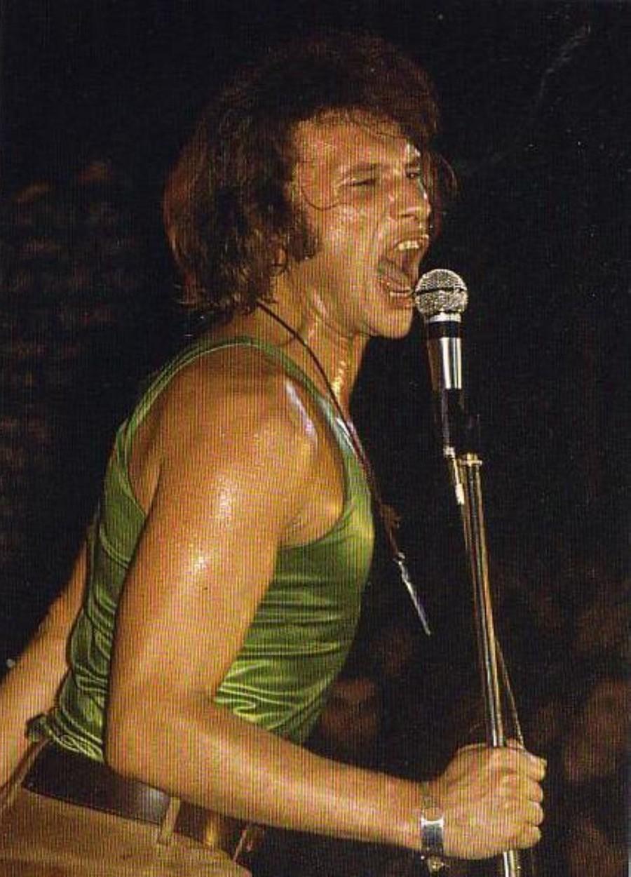 LES CONCERTS DE JOHNNY 'TOURNEE JOHNNY CIRCUS 1972' Circus11