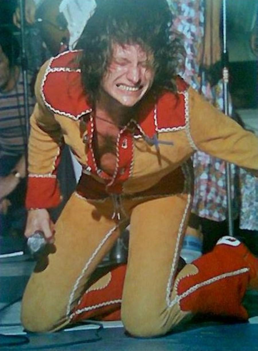 LES CONCERTS DE JOHNNY 'TOURNEE JOHNNY CIRCUS 1972' Circus13