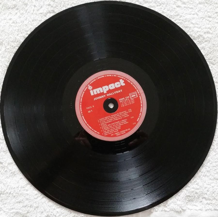 COFFRET 4 DISQUES 33 TOURS IMPACT ( 1980-1983 ) Coffre16