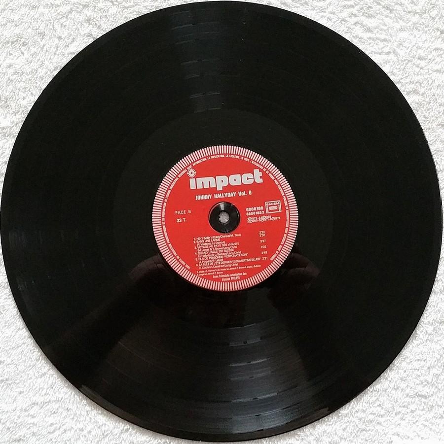 COFFRET 4 DISQUES 33 TOURS IMPACT ( 1980-1983 ) Coffre19
