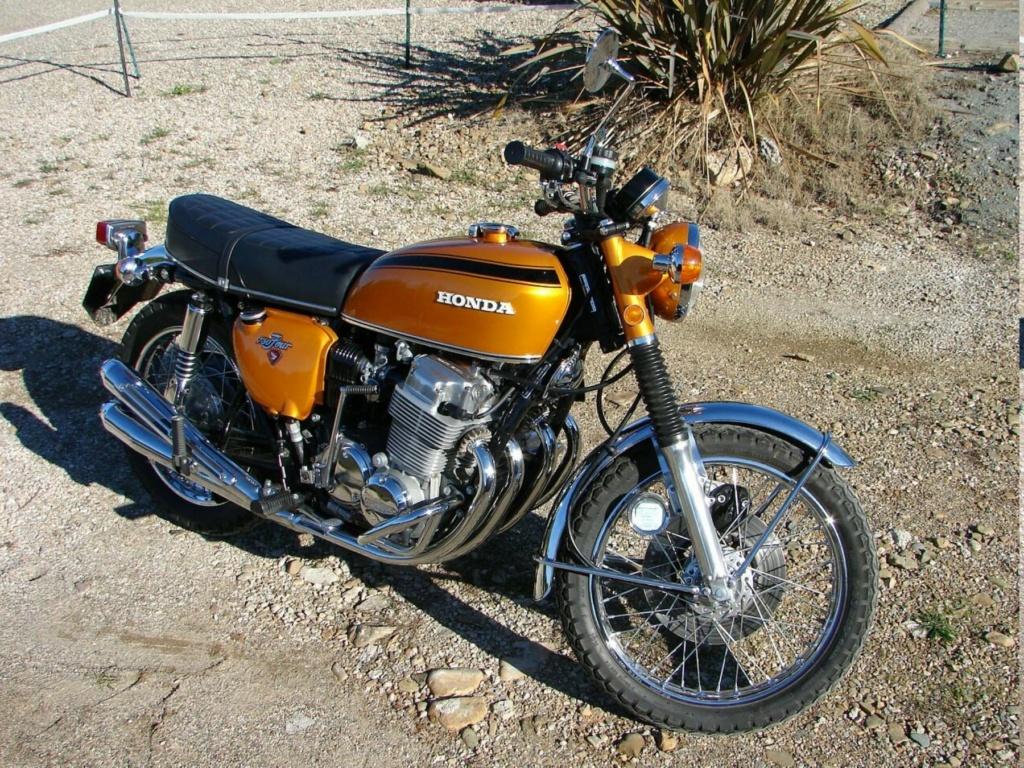 HONDA CB 750 K1 DE JOHNNY HALLYDAY ( 1970 ) Dsc02613