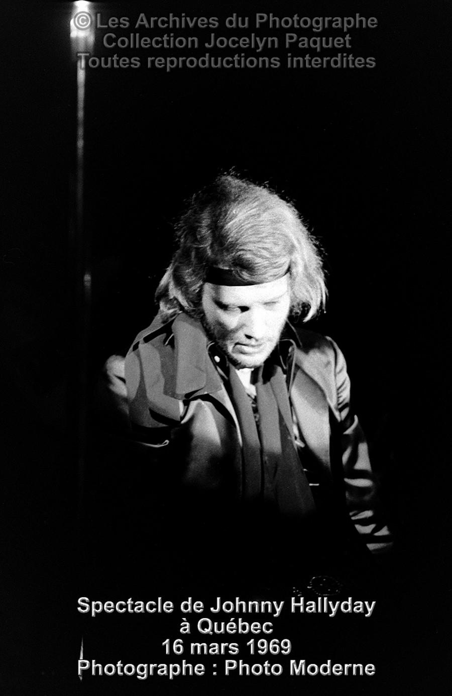 LES CONCERTS DE JOHNNY 'QUEBEC, CANADA 1969' Dsc19727