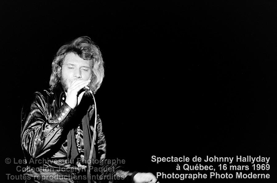 LES CONCERTS DE JOHNNY 'QUEBEC, CANADA 1969' Dsc19731