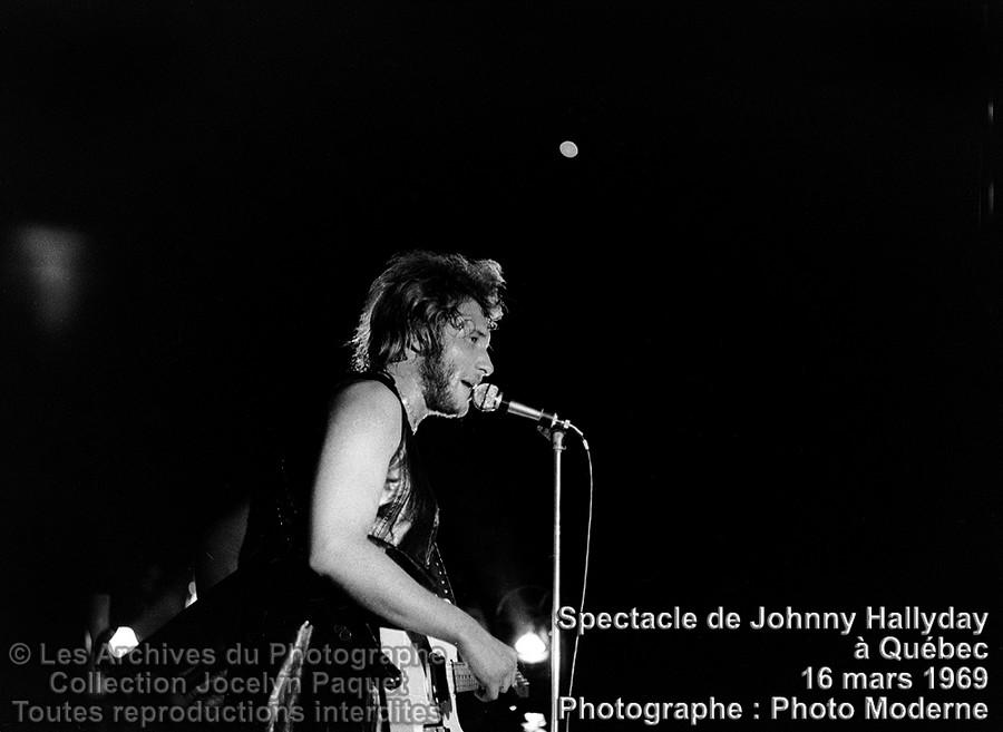 LES CONCERTS DE JOHNNY 'QUEBEC, CANADA 1969' Dsc19736