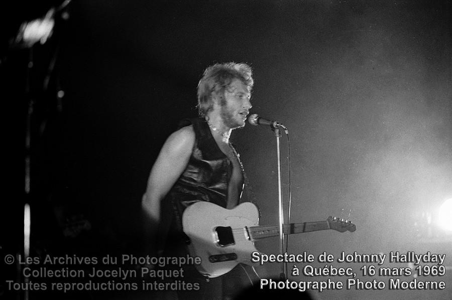 LES CONCERTS DE JOHNNY 'QUEBEC, CANADA 1969' Dsc19737