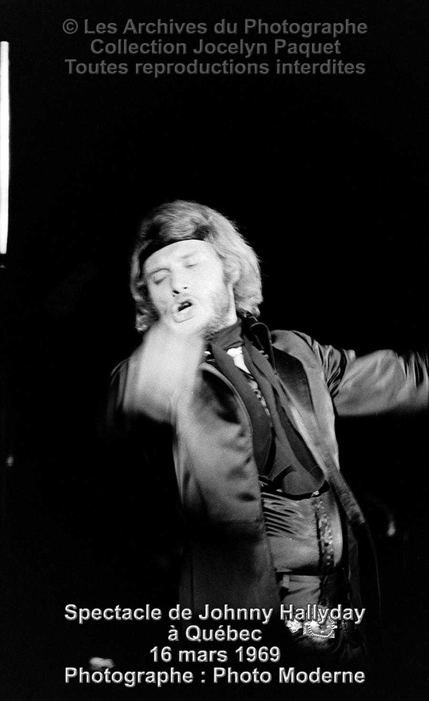 LES CONCERTS DE JOHNNY 'QUEBEC, CANADA 1969' Dsc19739
