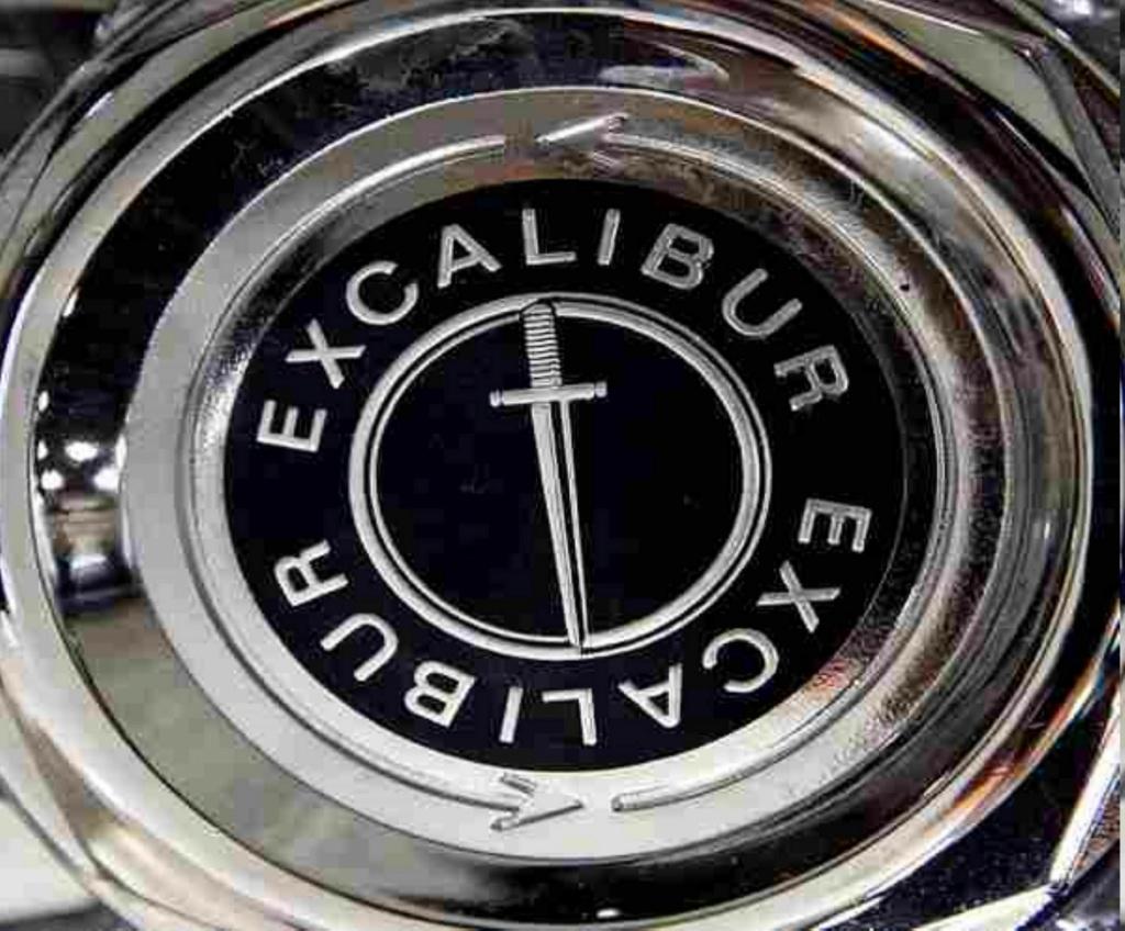 EXCALIBUR SSK 100 DE JOHNNY HALLYDAY ( 1966 ) Excali11
