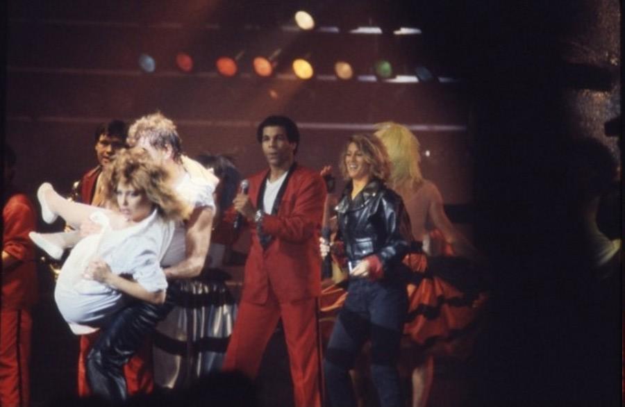 LES CONCERTS DE JOHNNY 'LE ZENITH DE PARIS 1984' F24e4710