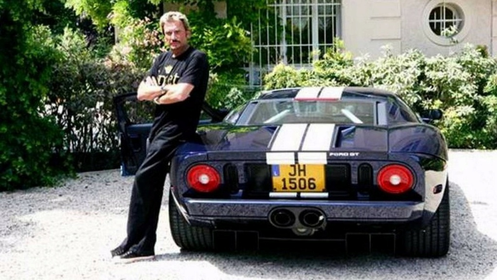 FORD GT DE JOHNNY HALLYDAY ( 2007 ) Ford_g11