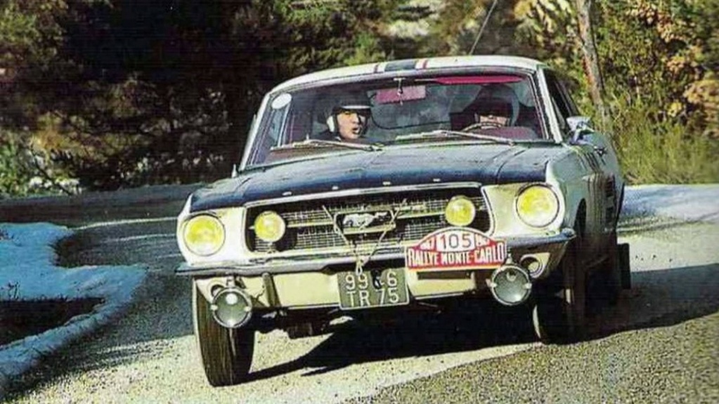 FORD MUSTANG GT 390 COUPE DE JOHNNY HALLYDAY ( 1967 ) Ford_m10