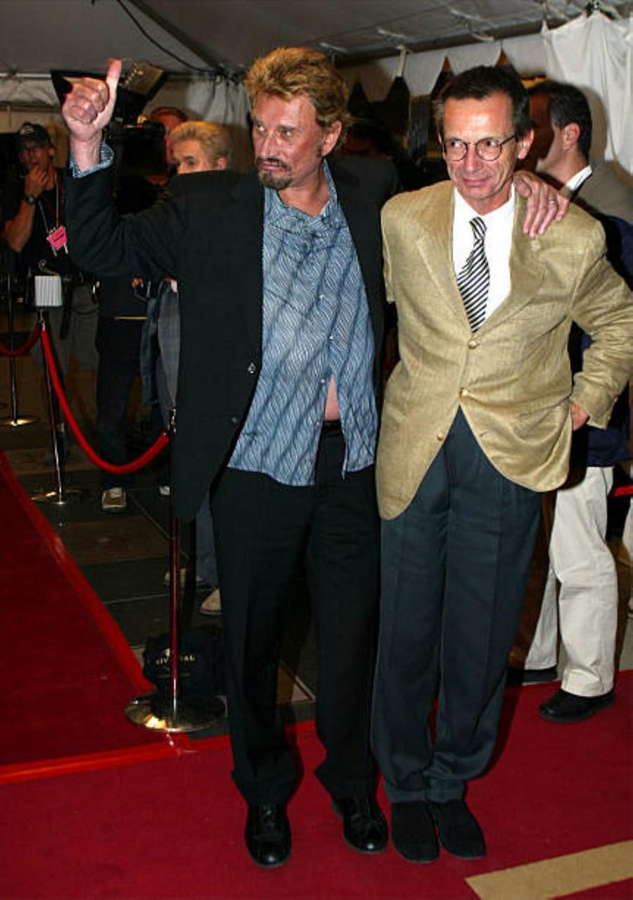LES FILMS DE JOHNNY 'L'HOMME DU TRAIN' 2002 Gett1006