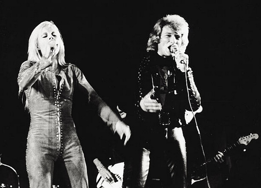 LES CONCERTS DE JOHNNY 'MILAN, ITALIE 1973' Getty112