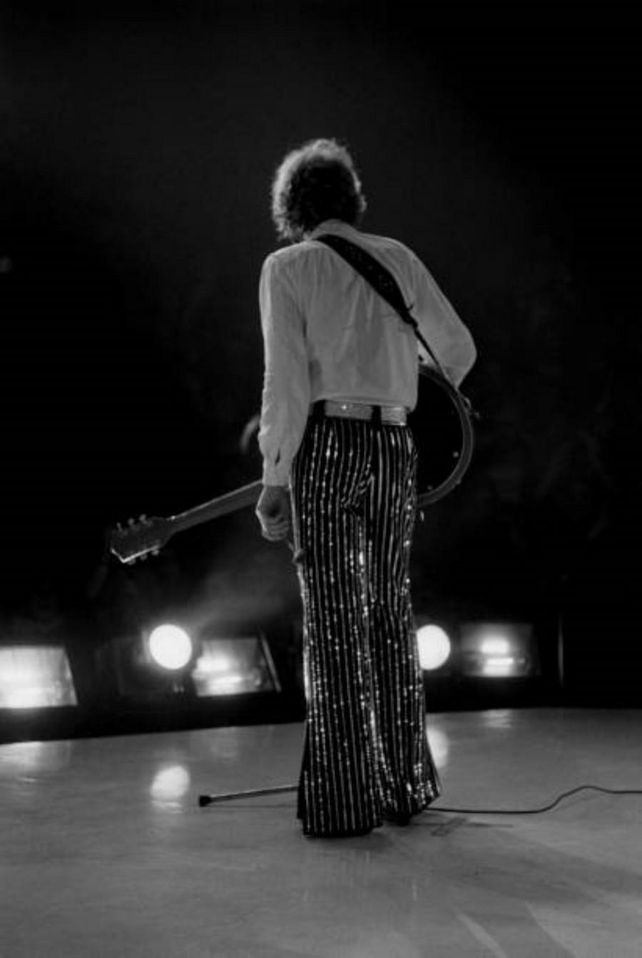 LES CONCERTS DE JOHNNY 'PALAIS DES SPORTS DE PARIS 1976' Getty129