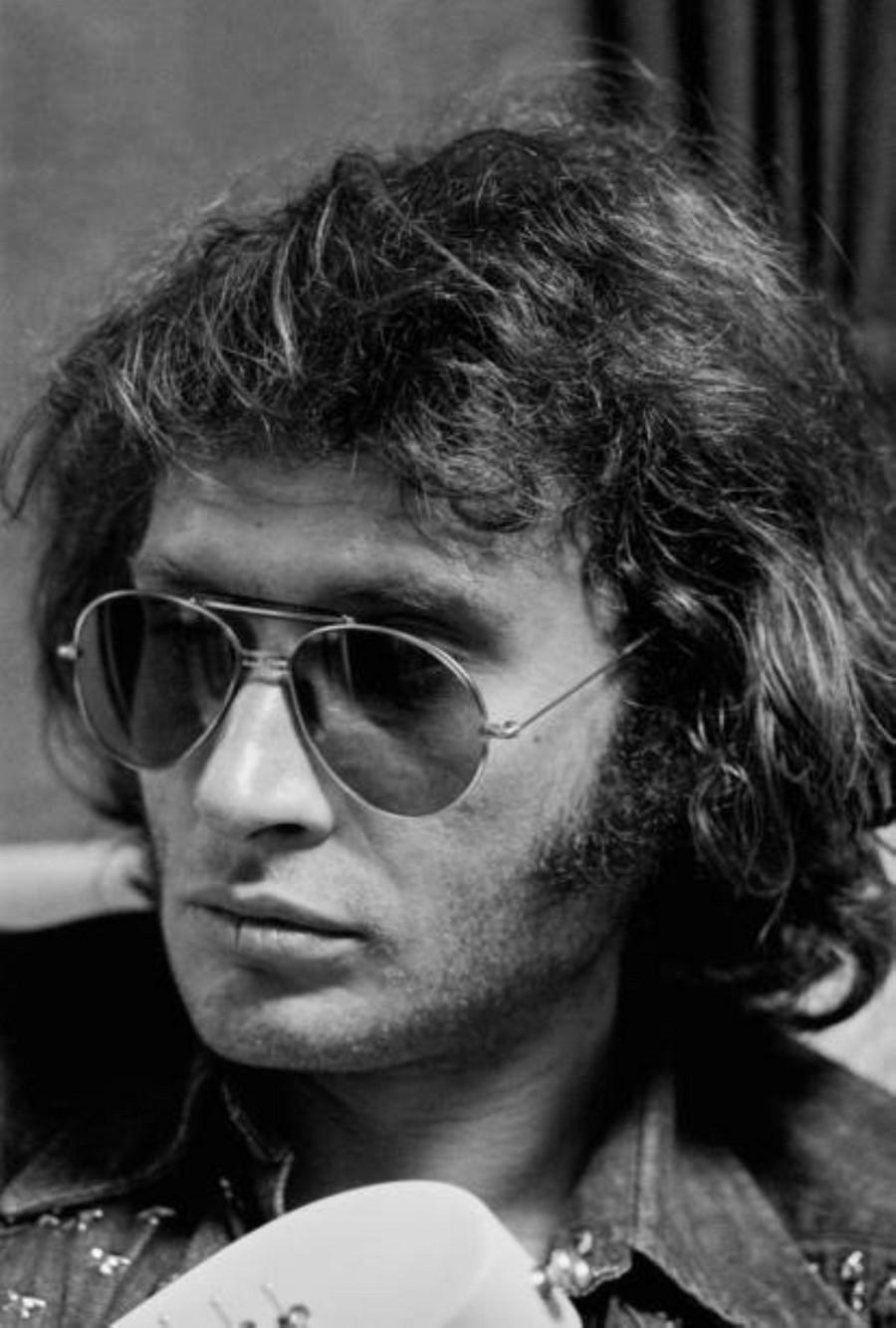 LES CONCERTS DE JOHNNY 'TOURNEE JOHNNY CIRCUS 1972' Getty148