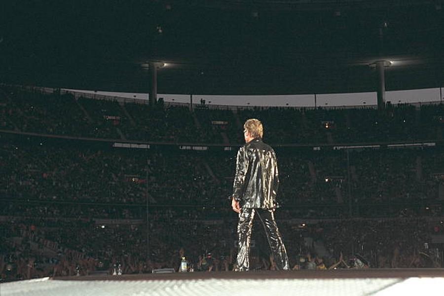 LES CONCERTS DE JOHNNY 'STADE DE FRANCE, SAINT-DENIS 1998' Getty386