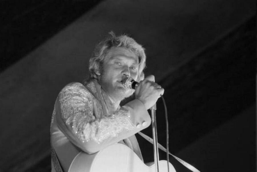 LES CONCERTS DE JOHNNY 'BEZIERS 1974' Getty441