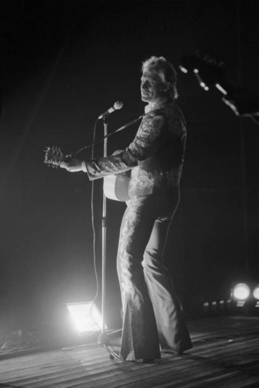 LES CONCERTS DE JOHNNY 'BEZIERS 1974' Getty442