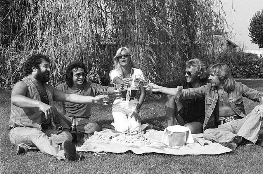 LES CONCERTS DE JOHNNY 'BEZIERS 1974' Getty475