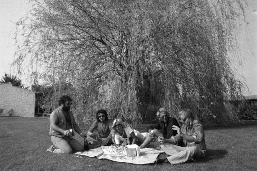 LES CONCERTS DE JOHNNY 'BEZIERS 1974' Getty476