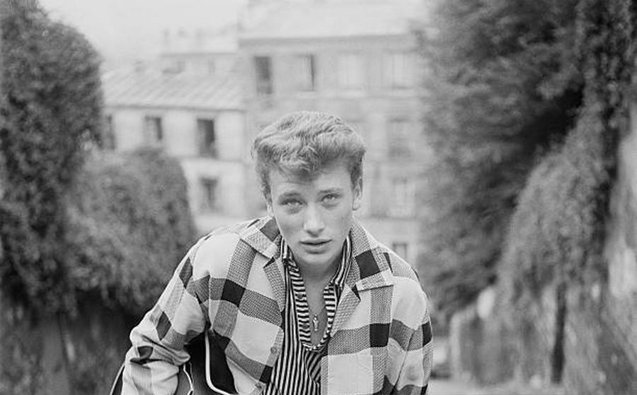 LES CONCERTS DE JOHNNY 'MIGENNES 1960' Getty536