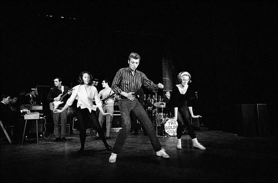 LES CONCERTS DE JOHNNY 'OLYMPIA DE PARIS 1962' Getty537