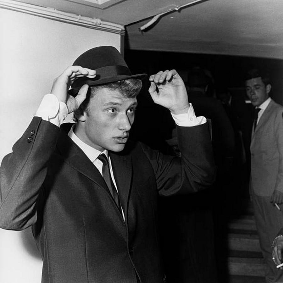 LES CONCERTS DE JOHNNY 'LYON 1962' Getty538