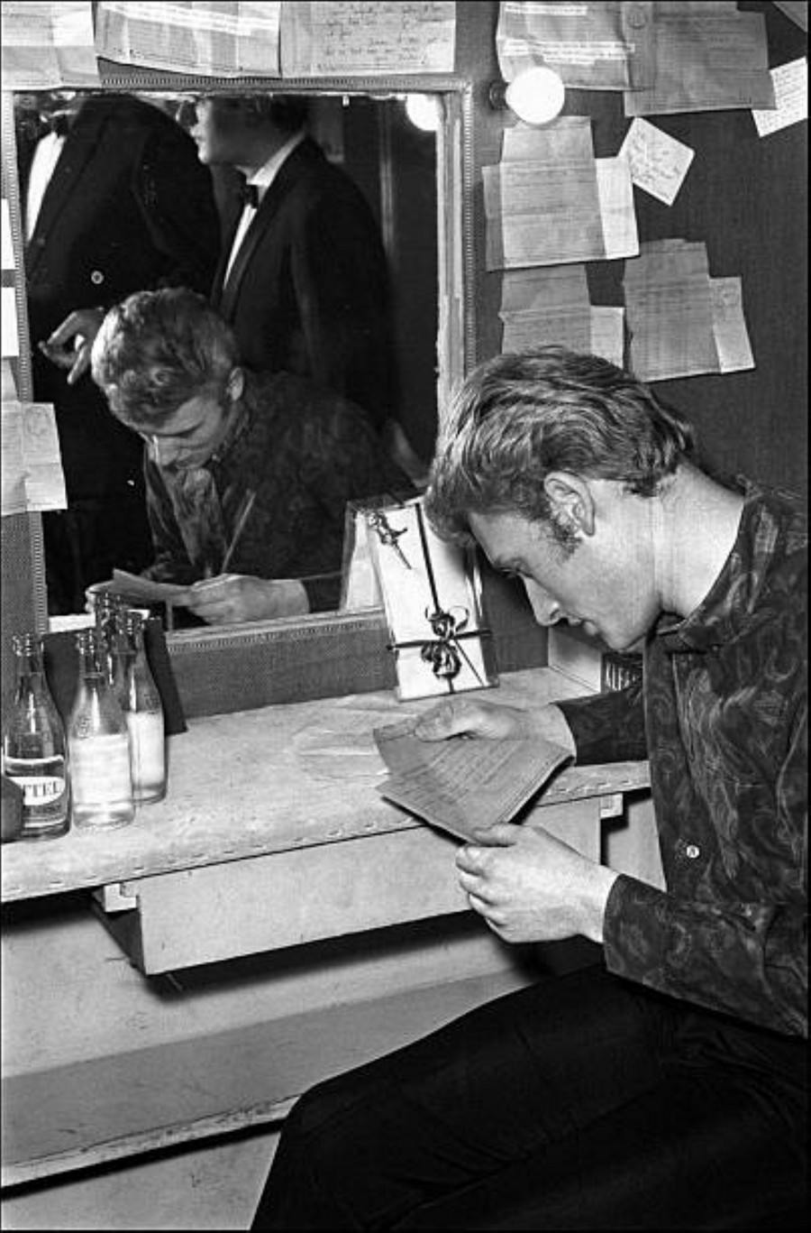 LES CONCERTS DE JOHNNY 'OLYMPIA DE PARIS 1964' Getty643