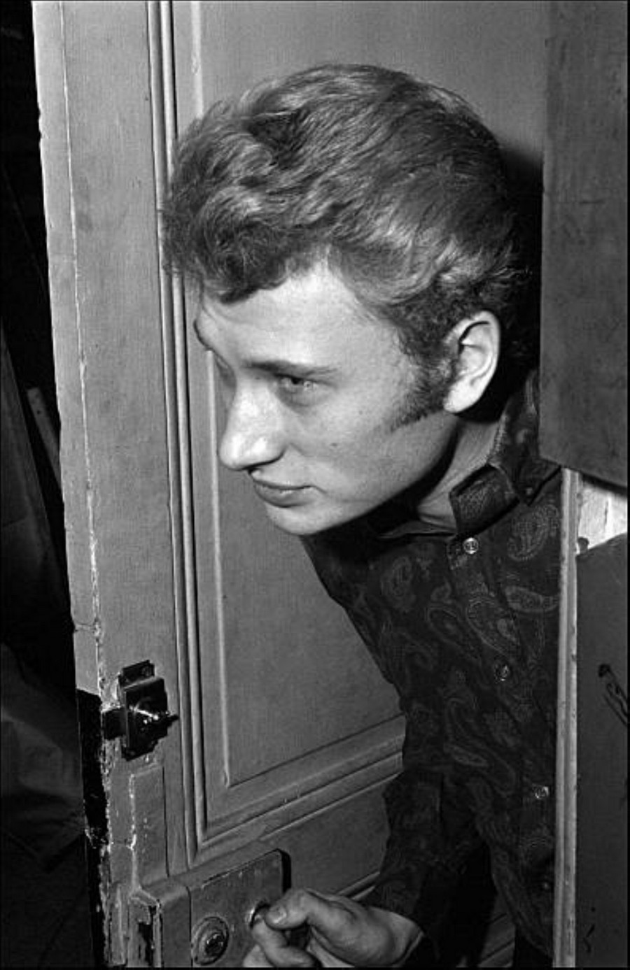 LES CONCERTS DE JOHNNY 'OLYMPIA DE PARIS 1964' Getty645