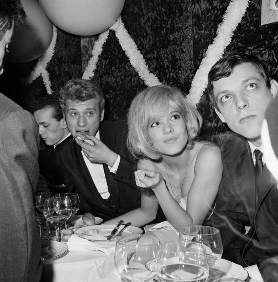 LES CONCERTS DE JOHNNY 'OLYMPIA DE PARIS 1964' Getty647