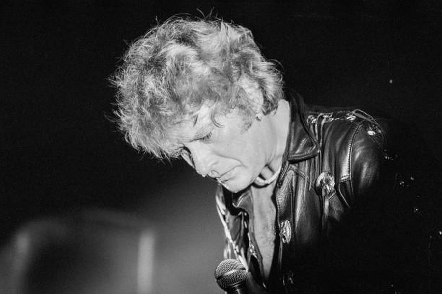 LES CONCERTS DE JOHNNY 'TOURNEE NIGHT RIDER BAND TOUR 1981' Getty688