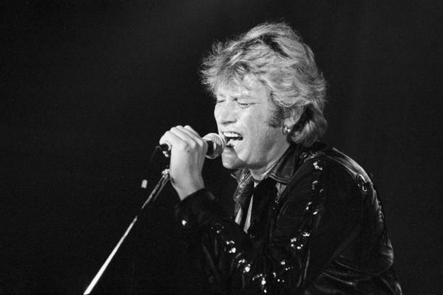 LES CONCERTS DE JOHNNY 'TOURNEE NIGHT RIDER BAND TOUR 1981' Getty689