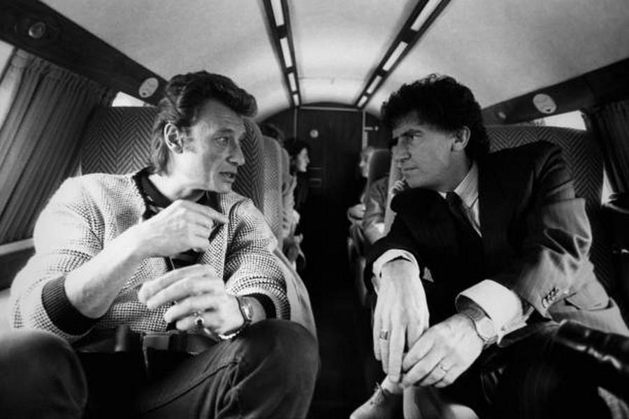 LES CONCERTS DE JOHNNY 'PRINTEMPS DE BOURGES 1985' Getty691
