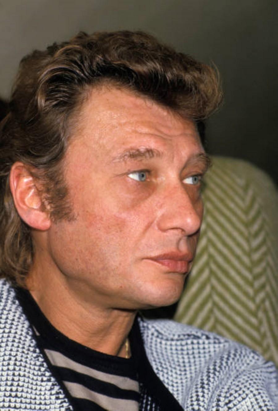 LES CONCERTS DE JOHNNY 'PRINTEMPS DE BOURGES 1985' Getty692
