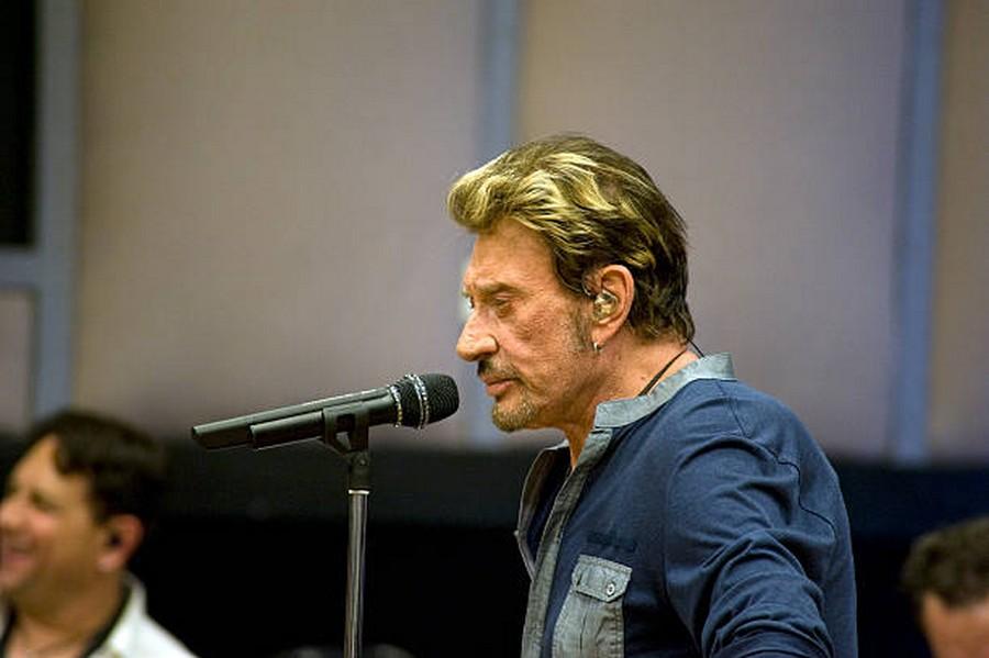 LES CONCERTS DE JOHNNY 'STADE DE FRANCE, SAINT-DENIS 2012' Getty714