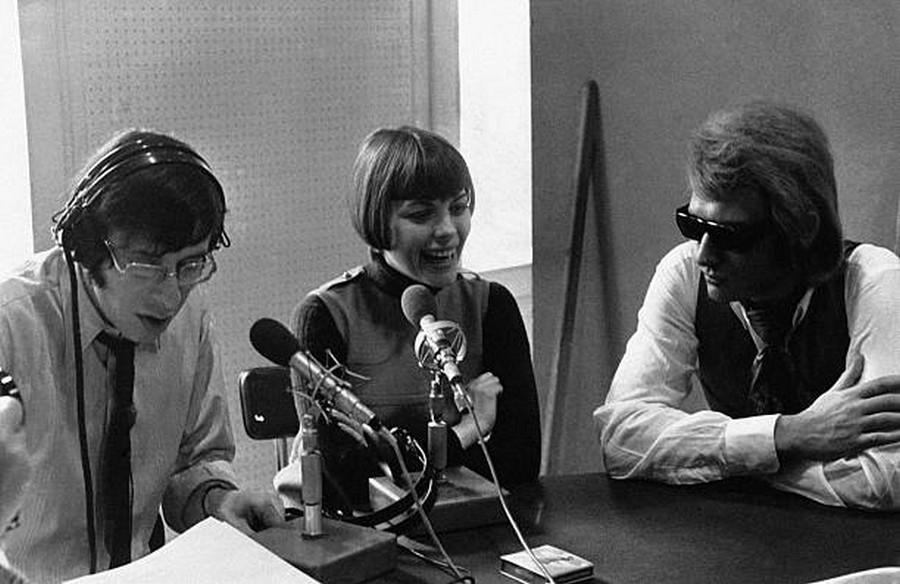 LES CONCERTS DE JOHNNY 'QUEBEC, CANADA 1969' Getty879