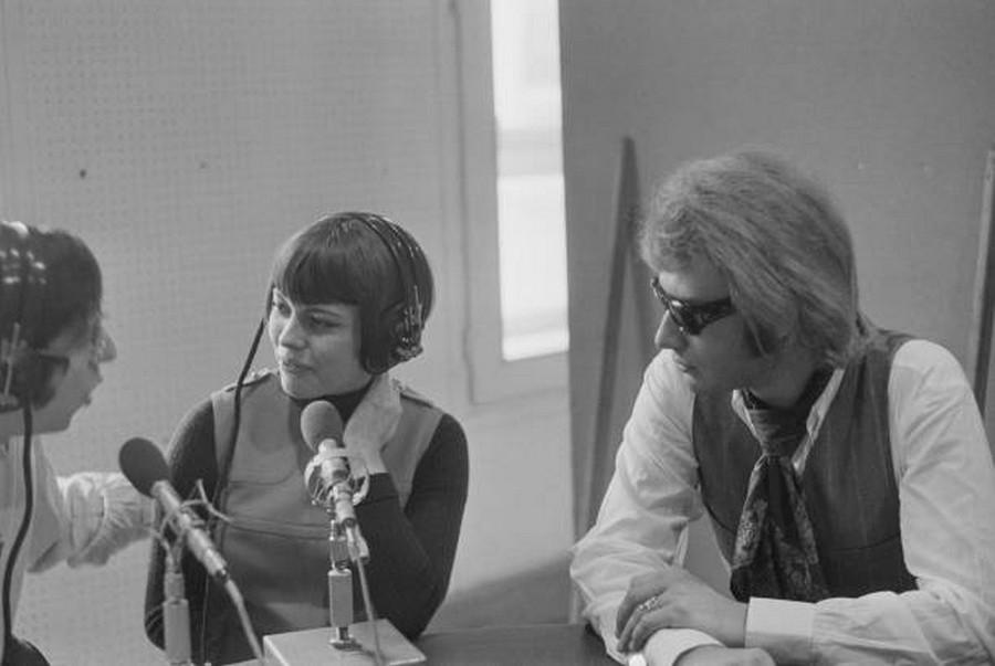 LES CONCERTS DE JOHNNY 'QUEBEC, CANADA 1969' Getty882