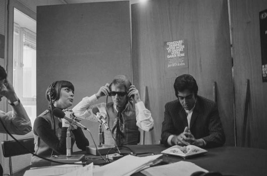 LES CONCERTS DE JOHNNY 'QUEBEC, CANADA 1969' Getty883